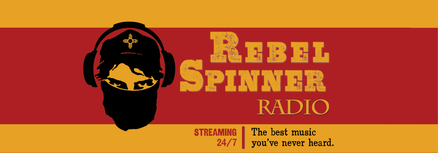 Rebel Spinner Internet Radio Station